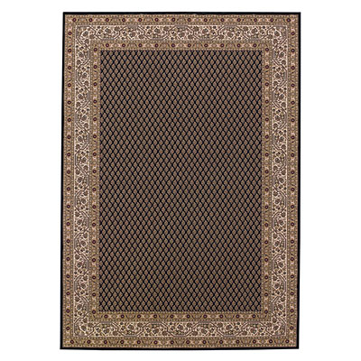 Capel Rugs Satin - Mir 2 x 3 Black 3517_350