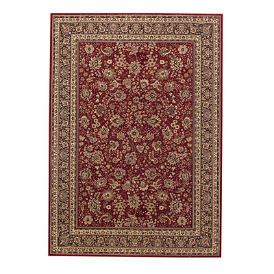 Capel Rugs Satin - Tabriz 2 x 3 RedBlue 3515_550