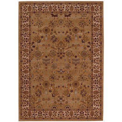 Capel Rugs Satin - Topaz 6 x 8 Citrine 3509_100