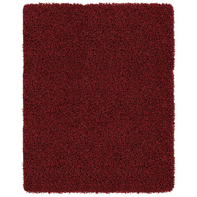 Capel Rugs Shagri-la 5 x 7 BarnRed 9450_550