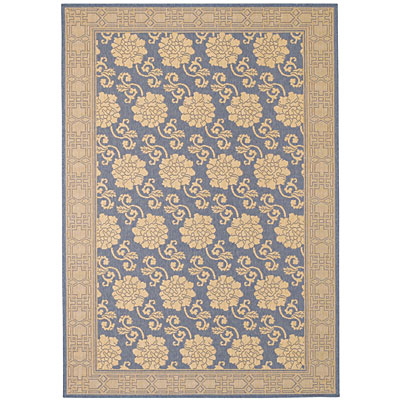 Capel Rugs Solaria - Lotus 4x5 Chambray 4686_400