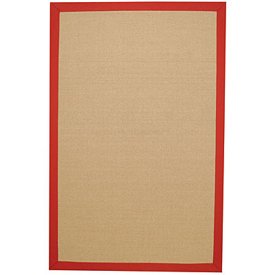 Capel Rugs South Beach 7 x 9 JockeyRed 2247_550