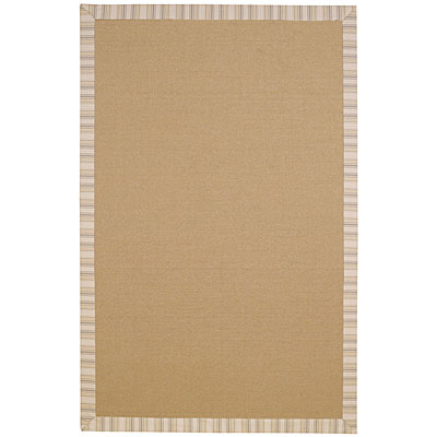 Capel Rugs South Beach - stripes 8 x 11 Barley 2246_650