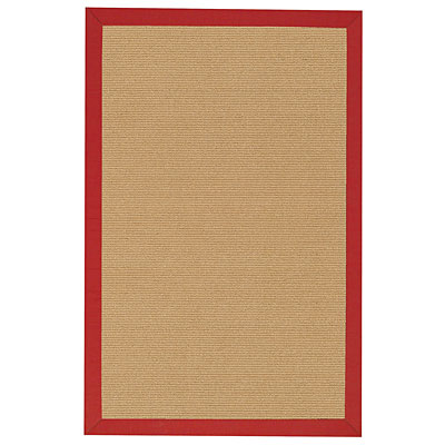 Capel Rugs South Terrace 5 x 8 Crimson 2528_550