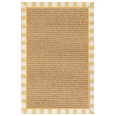 Capel Rugs Sun Porch 3 x 4 Wheat 2527_100