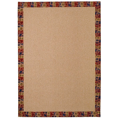 Capel Rugs Trivia 8 x 11 Scarlet 2249_550