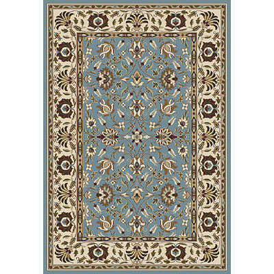Central Oriental Canyon - Arabesque 2 x 5 Arabesque Blue 8001BL-28