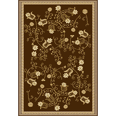 Central Oriental Generations - Bohemia 5 x 8 (Discontinued) Bohemia Brown 8510BR-69