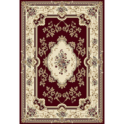 Central Oriental Royal - Bouquet 8 x 11 Bouquet Red 4610.21-70
