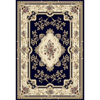 Central Oriental Royal - Bouquet 5 x 8 Bouquet Navy 4610.42-60