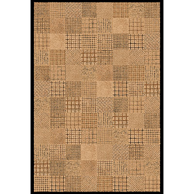 Central Oriental Reflections - Calico 8 x 11 Calico Beige 5624.53-70