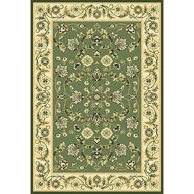 Central Oriental Inspirations - Cambridge 5 x 8 Cambridge Green 8700GR-69