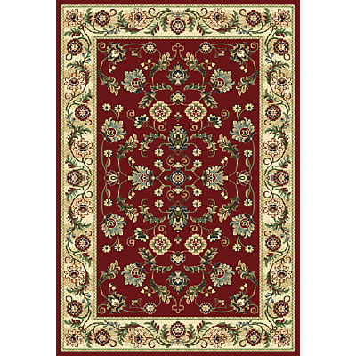 Central Oriental Inspirations - Cambridge 3 x 5 Cambridge Red 8700RD-46