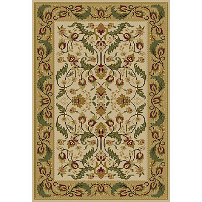Central Oriental Canyon - Garland 2 x 5 Canyon Garland Beige 8006BG28