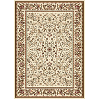 Central Oriental Radiance - Cashmere 8 x 11 Cashmere Ivory 2021IV-81