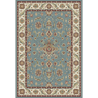 Central Oriental Royal - Drake 5 x 8 Drake Blue 4608.41-60