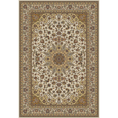 Central Oriental Infinity - Isphahan 8 x 11 Isphanan Ivory 4902.14-70