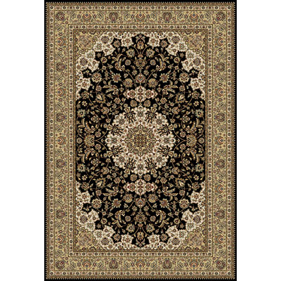 Central Oriental Infinity - Isphahan 8 round Isphanan Black 4902.81-73