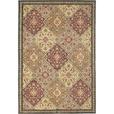 Central Oriental Platinum - Marrakesh Panel 10 x 13 Marrakesh Panel Multi 1041MI-13