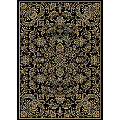 Central Oriental Royal - Monaco 5 x 8 Monaco Black 4615.81-60