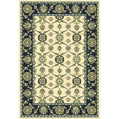 Central Oriental Inspirations - Noble 7 x 11 Noble Ivory 8702IV-92