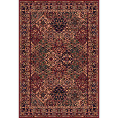 Central Oriental Reflections - Panel Kerman 12 x 15 Panel Kerman Red 5608.21-95