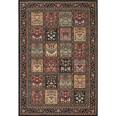 Central Oriental Radiance - Renaissance Panel 8 Round Renaisance Panel Multi 2003MI-8D