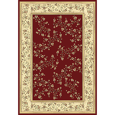 Central Oriental Inspirations - Seville 5 x 8 Seville Red 8706RD-69