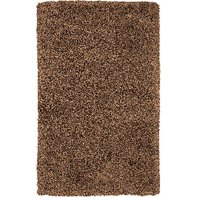 Central Oriental Shaggy 8 x 10 Shaggy Brown 6221.51-65