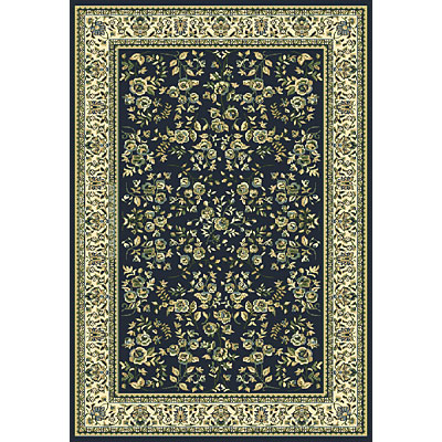 Central Oriental Inspirations - Sofia 2 x 8 Sofia Navy 8701NB-28