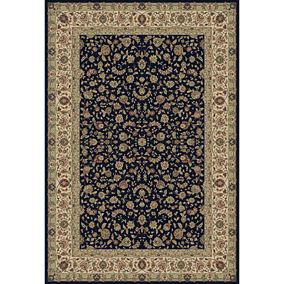 Central Oriental Traditions - Tabriz 5 x 8 Tabriz Classic Navy 5507.42-60