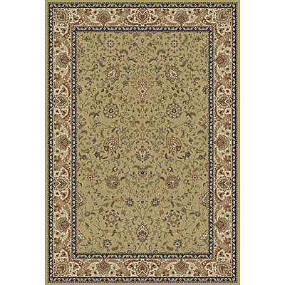 Central Oriental Traditions Isphahan 5 x 8 Isphahan Classic Sage 5505.38-60