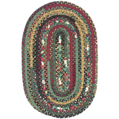Colonial Mills, Inc. Four Sesaon 2 x 5 Oval Winter FS52