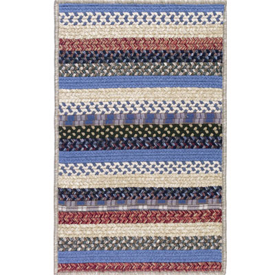Colonial Mills, Inc. Pawtucket Rectangle 2 x 7 Multi PK27