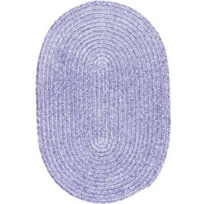 Colonial Mills, Inc. Spring Meadow 10 X 13 Oval Amethyst S901