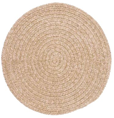 Colonial Mills, Inc. Spring Meadow 8 X 8 Round Sand Bar S801