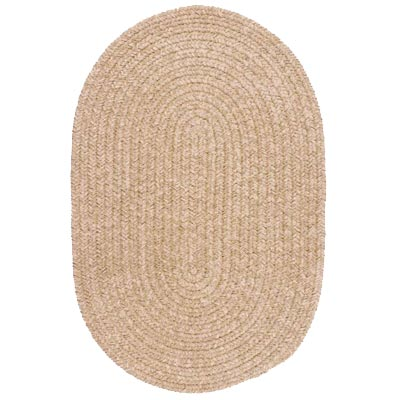 Colonial Mills, Inc. Spring Meadow 8 X 11 Oval Sand Bar S801
