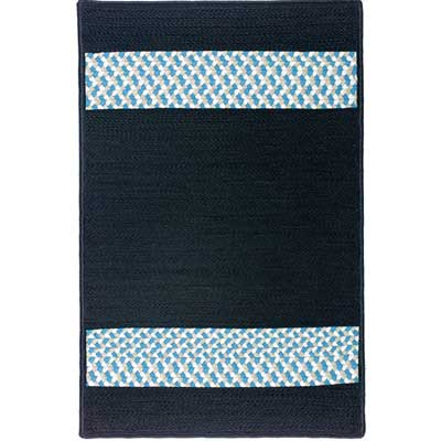 Colonial Mills, Inc. Sunbraid 4 x 4 Square Black SU47