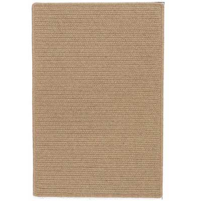 Colonial Mills, Inc. Westminster 6 x 6 Square Taupe WM80