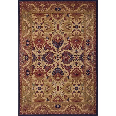Couristan Anatolia 8 x 11 Royal Plum Navy Port Wine 2715/0705