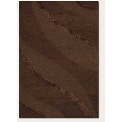 Couristan Anthians 8 x 10 Chocolate 8181/5050