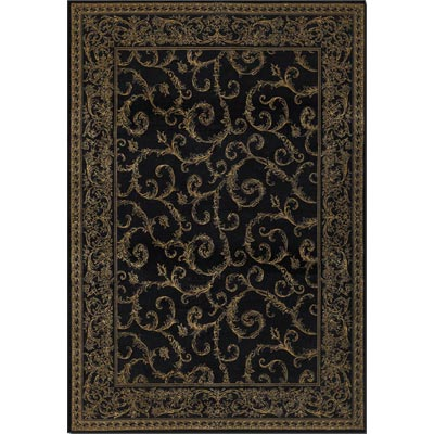 Couristan Baroque 7 x 10 Darcy Scroll Nori 1121/1019