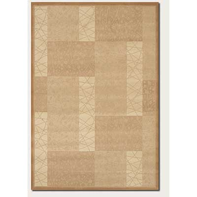 Couristan Charisma 4 x 5 Solice Ivory Beige 4364/0507