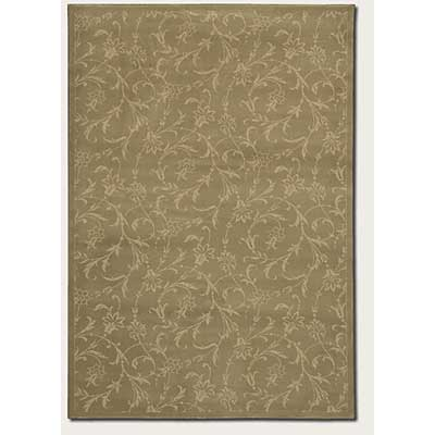 Couristan Charisma 4 x 5 Vineyard Taupe 4366/0001