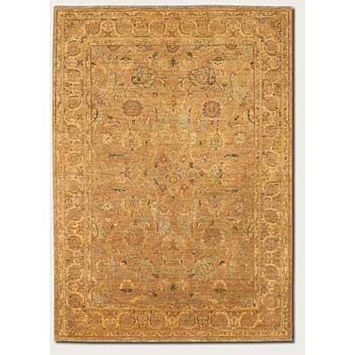 Couristan Chobi 2 x 12 Runner Antique Mashihad Light Mocha 3385/1740