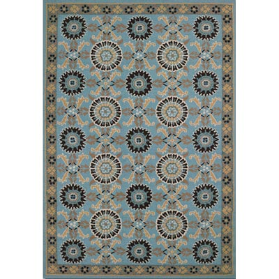 Couristan Covington 4 x 6 Suncrest Azure Multi 2109/1095