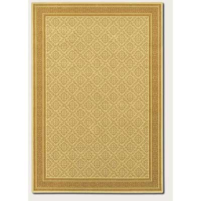 Couristan English Manor 8 x 11 Manchester Beige 3229/0001