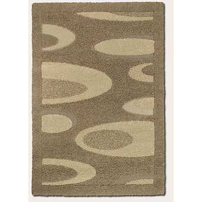 Couristan Epics 2 x 8 Runner Orbital Warm Beige 0010/0101