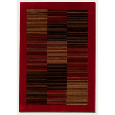Couristan Everest 2 x 4 Hamptons Red 0766/4981