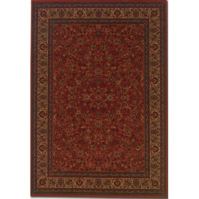Couristan Everest 5 x 8 Isfahan Crimson 3791/4872
